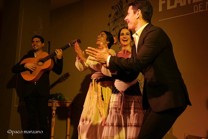 Evite as filas: ingresso para o show de flamenco tradicional