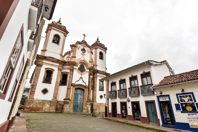 From Ouro Preto - Walking City Tour
