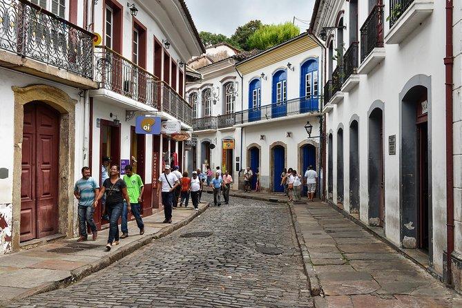 From Ouro Preto - Walking City Tour