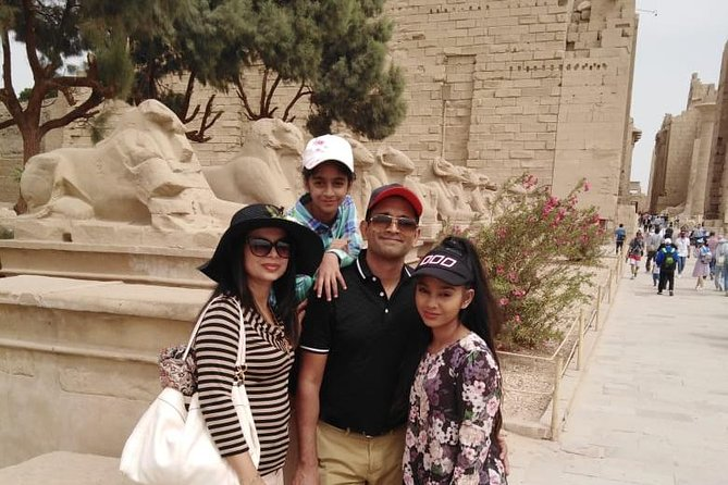 4 hours Half-Day Tour to the East Bank in Luxor Image