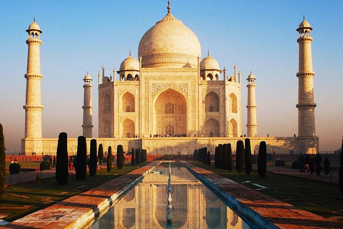 Full Day Agra City Tour