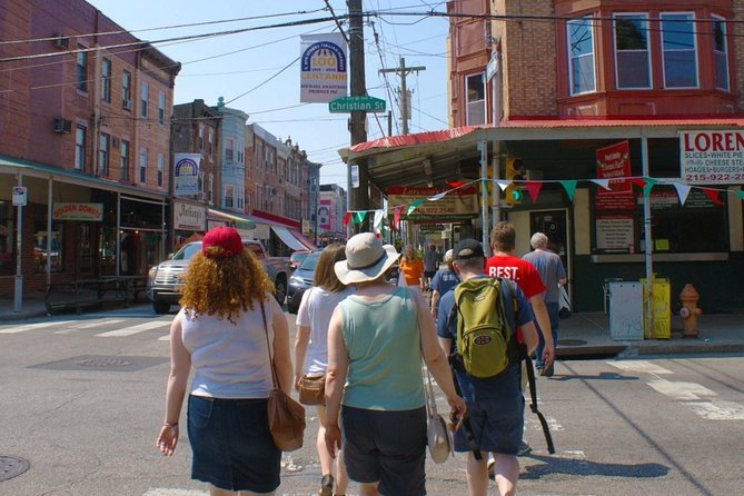 Iconic 9th Street Italian Market Experience Tour in Philadelphia