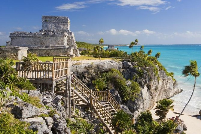TULUM & CENOTE from Riviera Maya and Cancun (Private)
