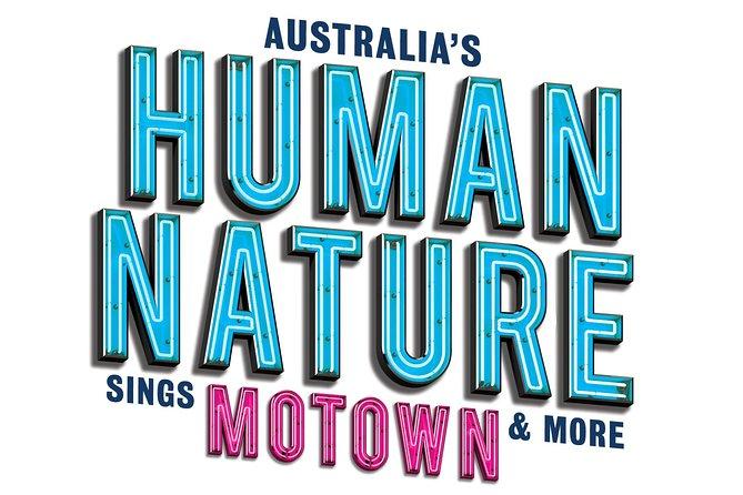 Australias Human Nature Sings Motown and More at The Venetian Las Vegas
