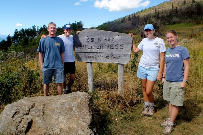 Guided Hike with Shuttle