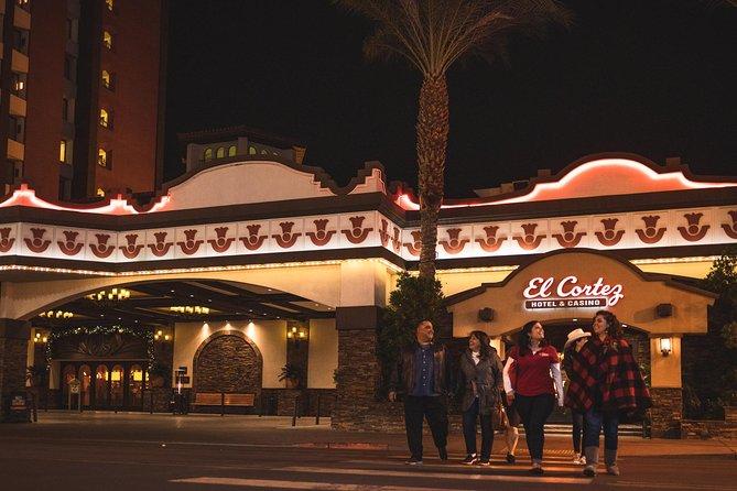 Las Vegas: Fremont Street Experience Evening Drink Tour