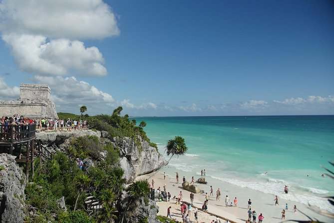 4x1 Tour of Tulum, Coba, Cenote and Cacao-Honey Experience From Cancun