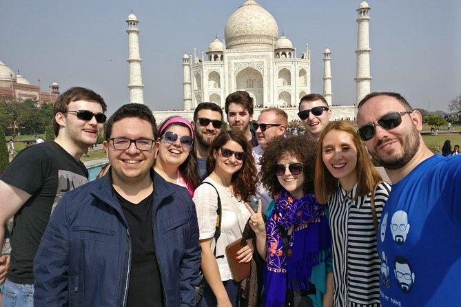 Rajasthan and Taj Mahal in 14 days