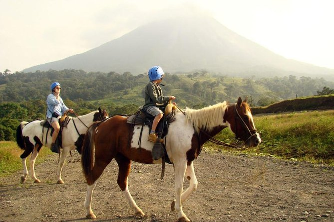 Canopy and Horseback Riding at Arenal La Fortuna Guided through Mountain Trail photo 6
