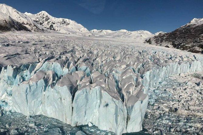 45-Minute Glacier Flight and Landing