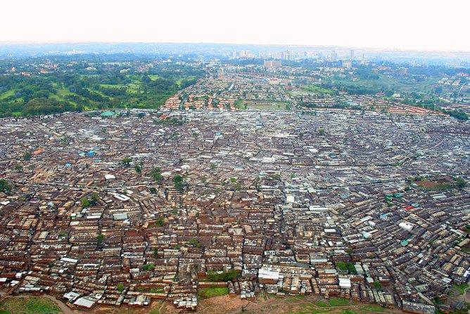 Slums and Skyscrapers of Nairobi