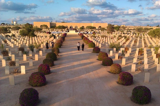 Day tour to El-Alamein and Alexandria