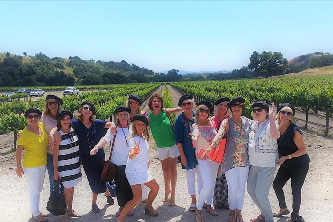 Private Wine Tasting Tour From Santa Ynez, Solvang or Buellton!