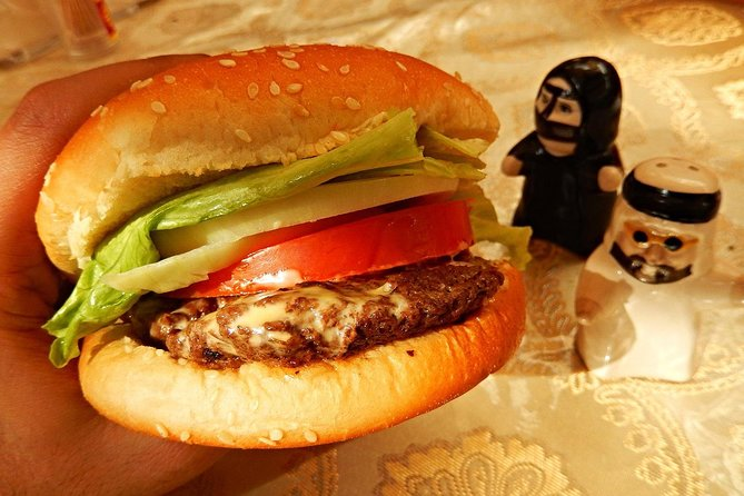 The Camel Burger and the Story of Dubai: Covid-19 safe & PRIVATE tour