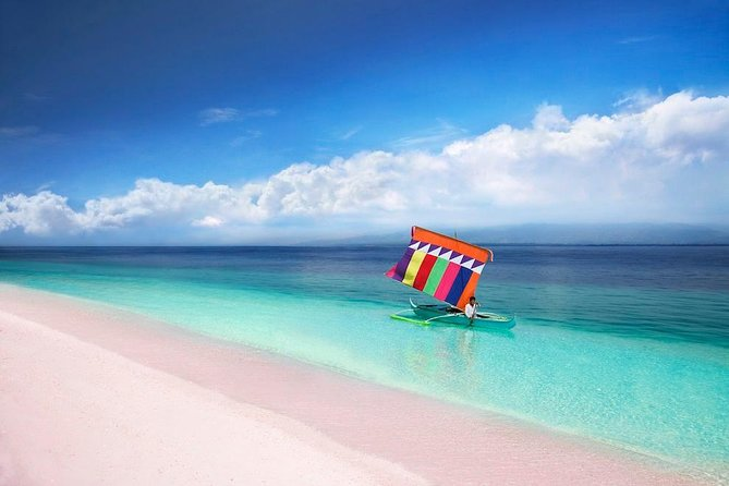 Zamboanga Sta Cruz Island (pink Sand) Excursion