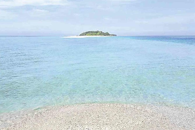 Zamboanga Sta Cruz Island (pink Sand) Excursion