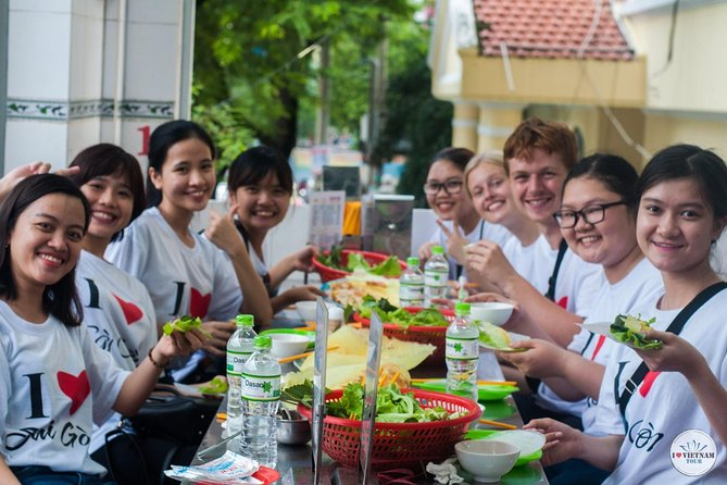 Ho Chi Minh Vegetarian Food Tour By Scooter