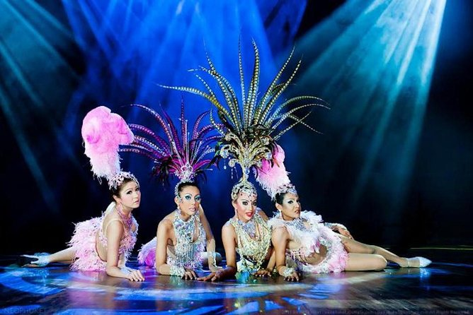 Simon Cabaret Show from Phuket with Transfer