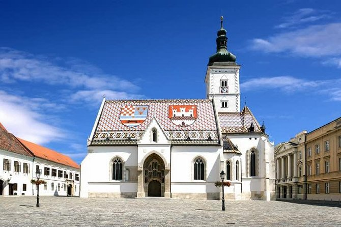Zagreb to Zadar Transfer with Plitvice Lakes Tour