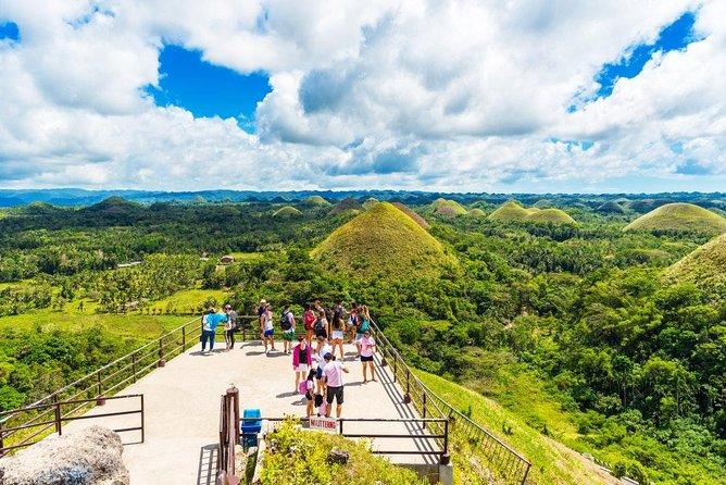 Bohol Countryside Tour With Panglao Highlights