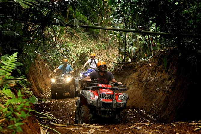 Bali ATV Ride Tour - Kuber Bali Adventure Quad Bike