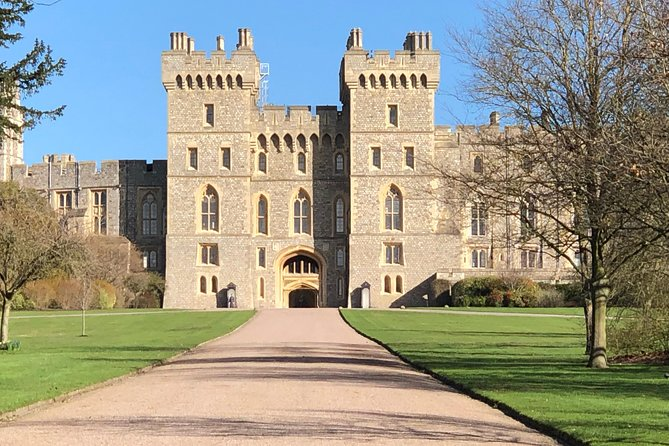 Windsor Castle Private Car Tour