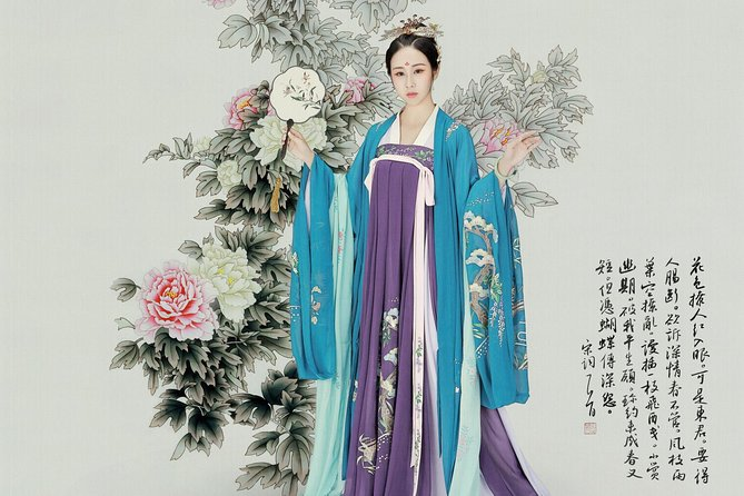 Traditional Chinese Dress Set
