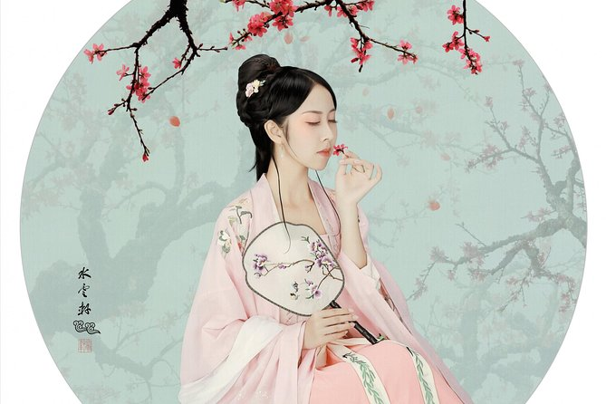 Traditional Chinese Dress Set