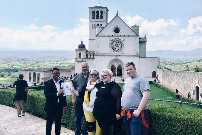 Assisi Fullday from Rome Lunch Included photo 4