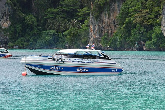 Half Day & Sunset Phi Phi Island Tour From Phi Phi by Speedboat
