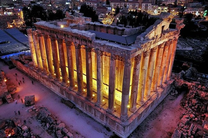 Private Tour - Baalback, Anjar and Ksara - Day Tour from Beirut
