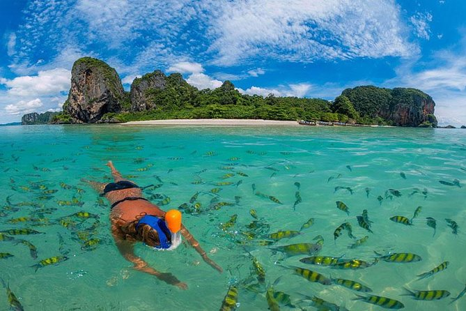 Full Day & Sunset Phi Phi Islands Tour From Phi Phi by Speedboat