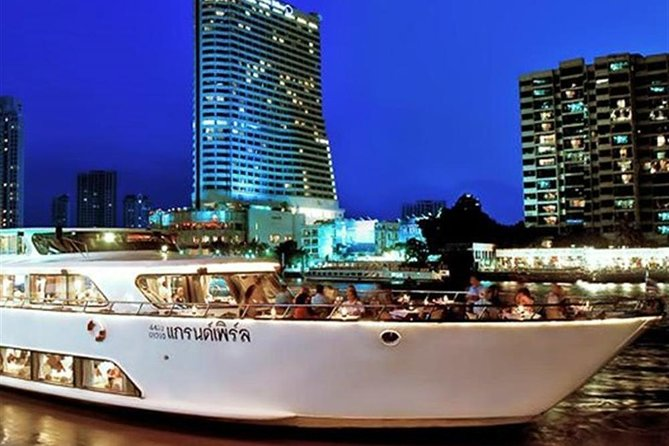 Grand Pearl : Luxury Dinner Cruise from Bangkok with Transfer photo 15