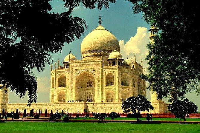 Same Day Taj Mahal Tour by Gatimaan Express Train