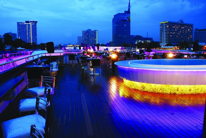 Grand Pearl : Luxury Dinner Cruise from Bangkok with Transfer photo 16