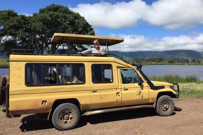5 Days Tarangire, Serengeti, Ngorongoro & Manyara with Africa Natural Tours Ltd