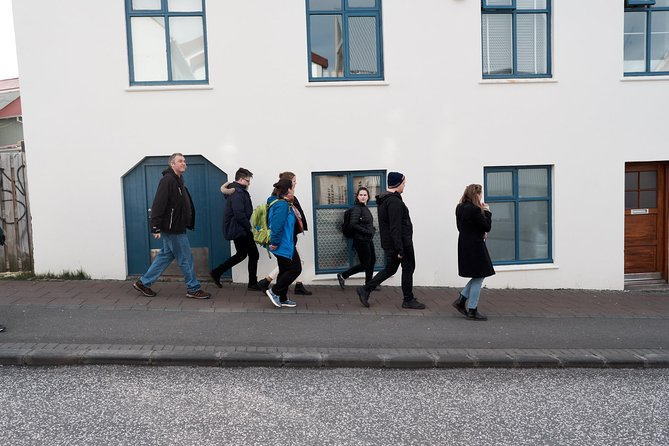 Reykjavik Evening Walk with a Local Storyteller