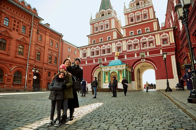 Private Moscow Photoshoot Guided Tour