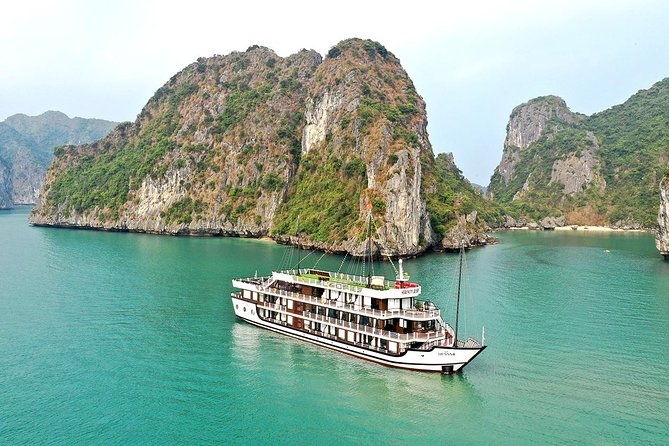 5-Star-1 night Ha Long Bay - Swimming, Kayaking, Biking, Cooking Class