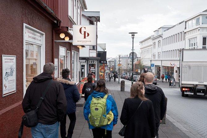 Funky Food & Beer Walk of Reykjavik