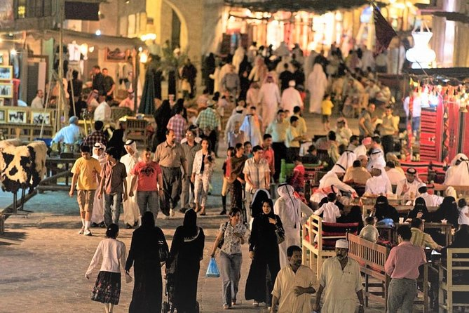 Experience Doha: Souq Waqif- Food and Market Tour