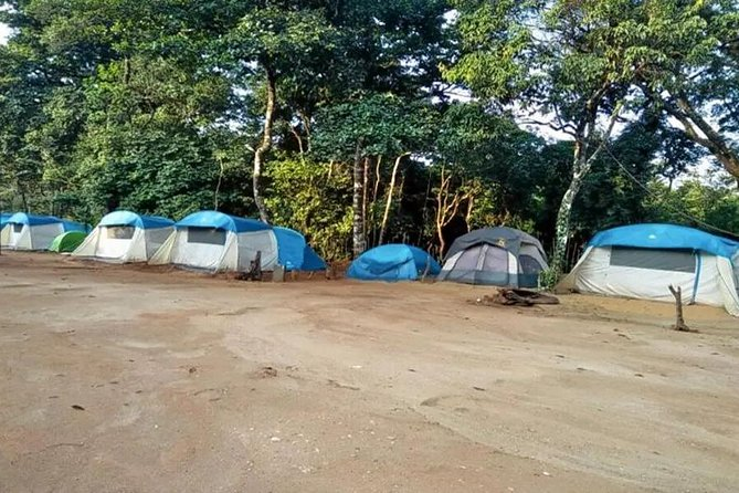 Camping in Sakleshpur - All Meals Included