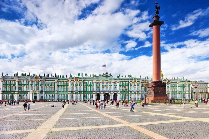 St.petersburg Must Sees With Catherine Palace, Amber Room And Park 1 Day Tour photo 8