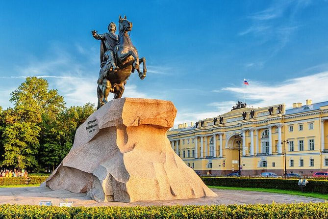 Highlights Of St. Petersburg With River Cruise 1 Day Tour photo 9