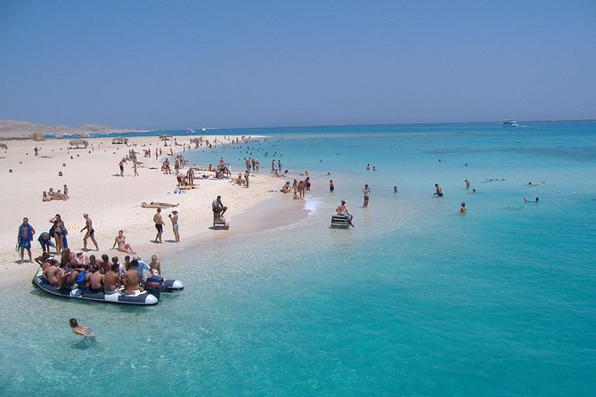 Giftun Island National Park Full-day Snorkeling from Hurghada