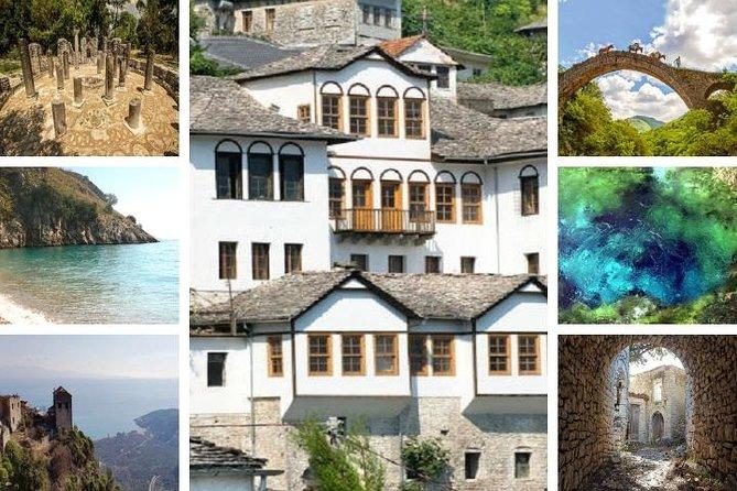 7 Day Tour: Explore The UNESCO Sites (Arrival at Rinas/Tirana)