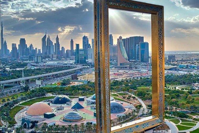 Biglietto d'ingresso al Dubai Frame - 2021