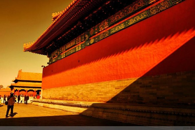 Forbidden City: Admission Ticket + 4-Hour Guided Tour (8:30am)