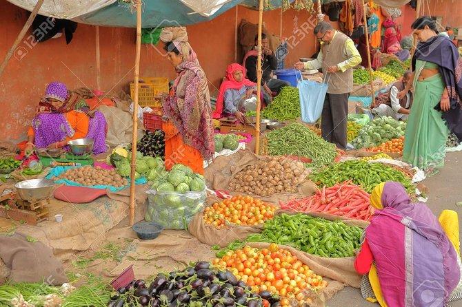 Taller de cocina de comida de Jaipur (Rajasthani o comida callejera)