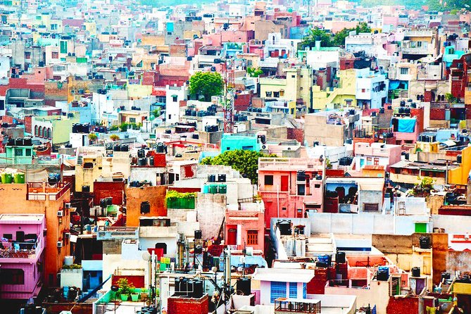 2 Nights & 3 Days Golden Triangle Tour of India